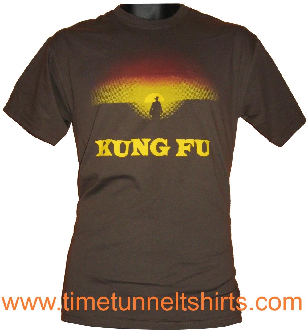 6f4f40bc Kung Fu t-shirt | TIME TUNNEL T SHIRTS