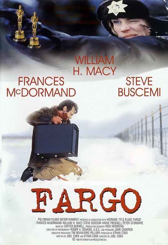 فیلم دوبله : فارگو (1996) Fargo