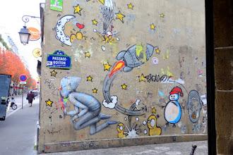 Sunday Street Art : Seth et Jace - Passage Boiton - Paris 13
