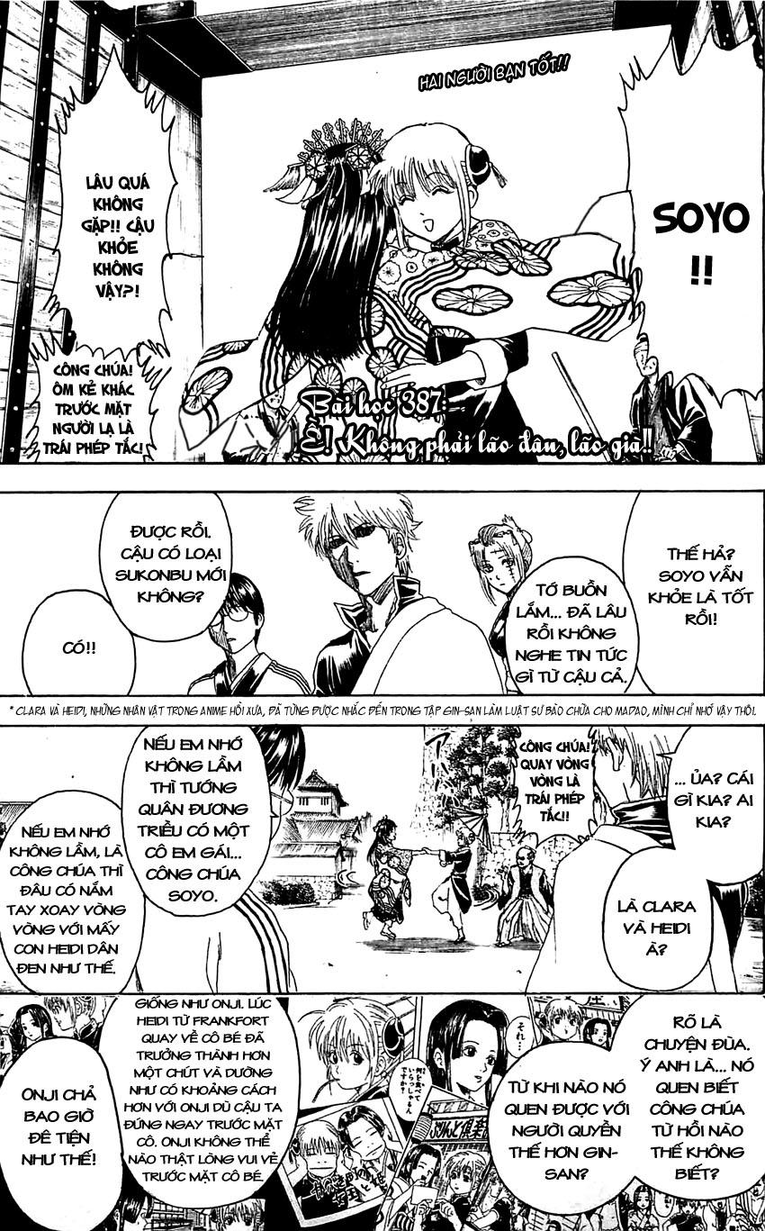 Gintama Chap 387 page 8 - Truyentranhaz.net