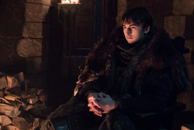 Game of Thrones, Imágenes, Octava Temporada, Juego de Tronos, Bran Stark