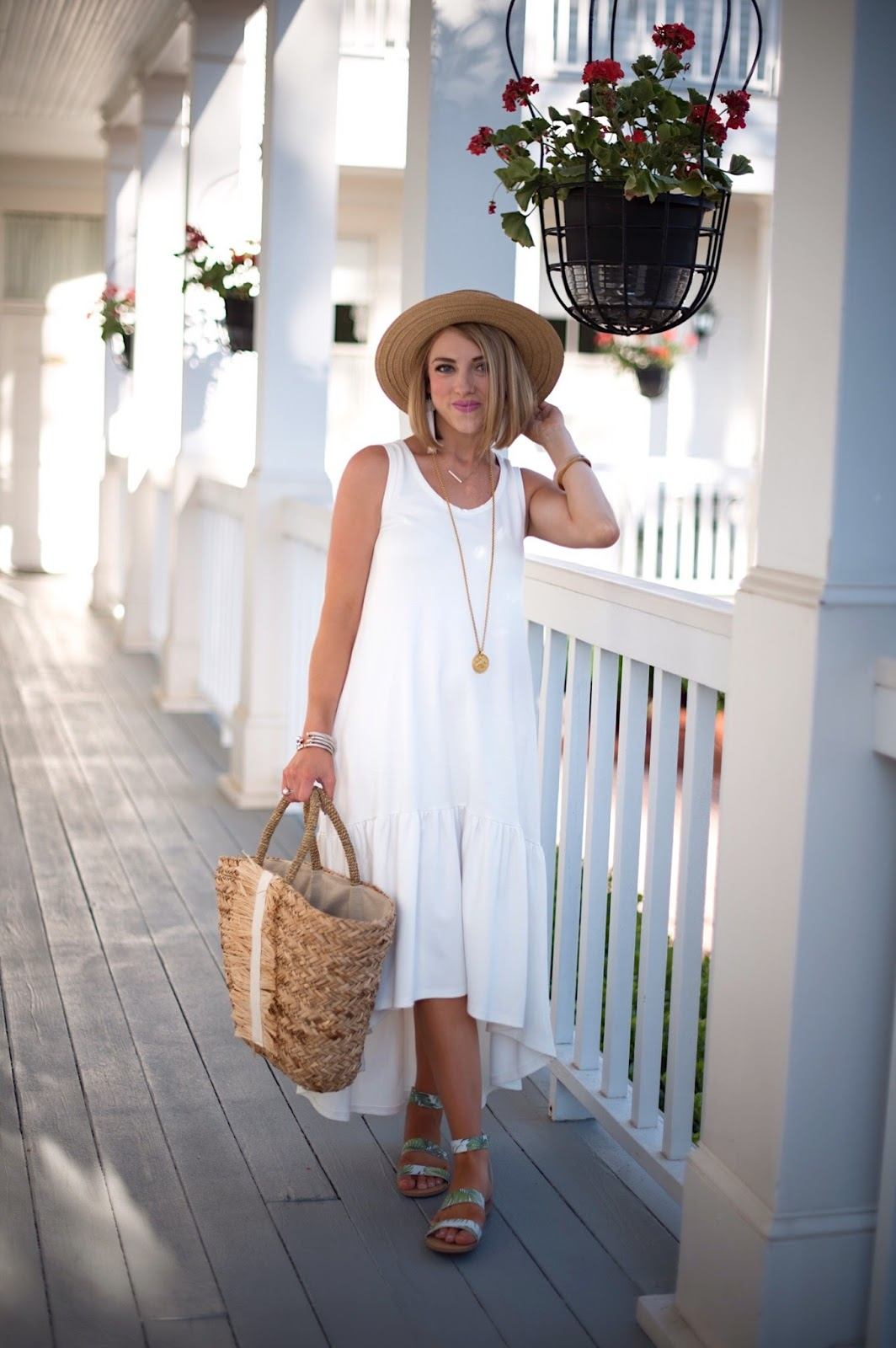 Spring style - Click through to see more on Something Delightful Blog!