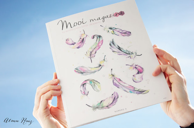 Mooi Magazine. Piensa siente actúa