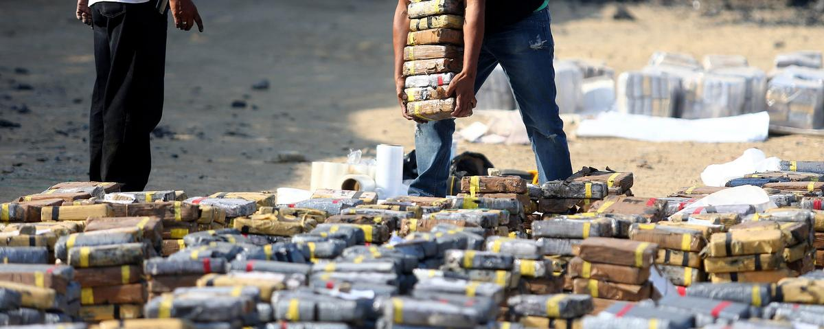 Narcotráfico desde Perú  crece y opera en el sur y oriente de Bolivia