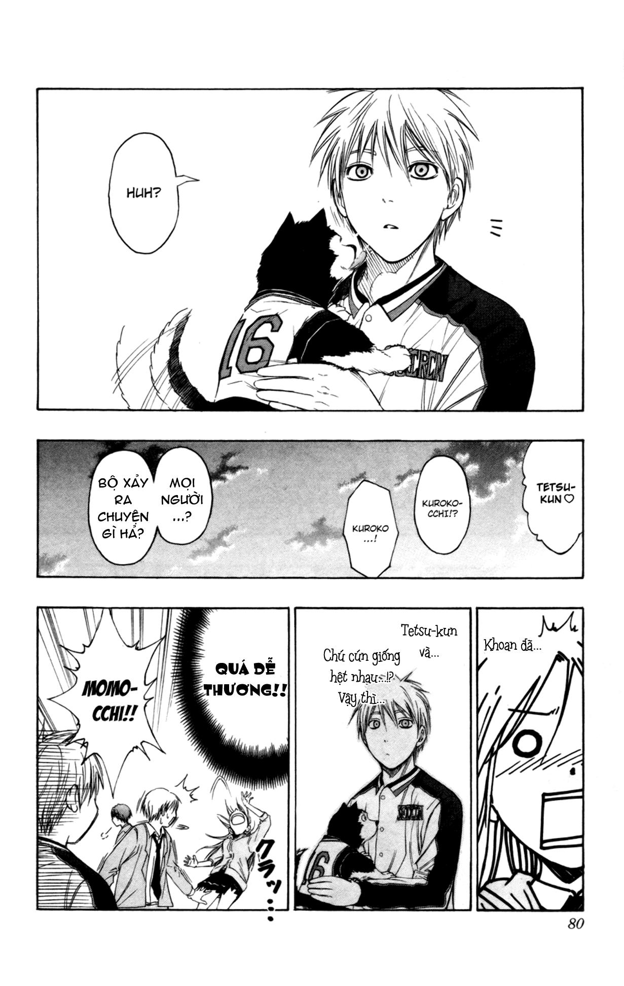Kuroko No Basket chap 093 trang 16