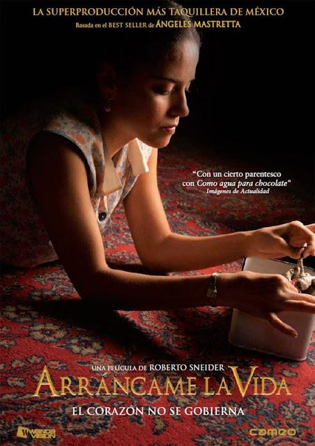 Libros de Ángeles Mastretta adaptados al cine