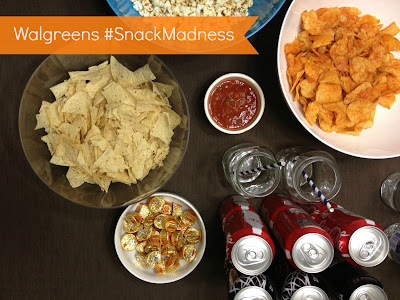 #SnackMadness tournament viewing party with Coke Zero and Reese's