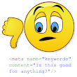 Meta Keywords Tag Is No More Important For Seo