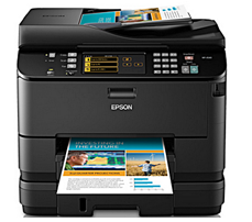 Epson WorkForce Pro WP-4540 Driver Download - Windows - Mac - Linux