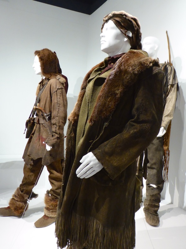 Tom Hardy The Revenant film costume