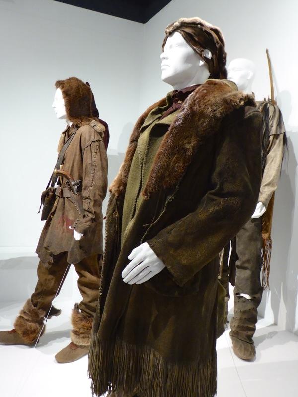 Tom Hardy The Revenant film costume