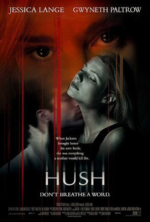 Poster Of Hush In Dual Audio Hindi English 300MB Compressed Small Size Pc Movie Free Download Only At worldfree4u.com
