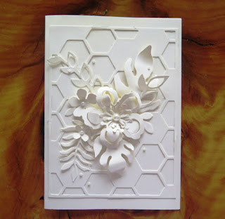 hexagon hive zena kennedy independent stampin up demonstrator
