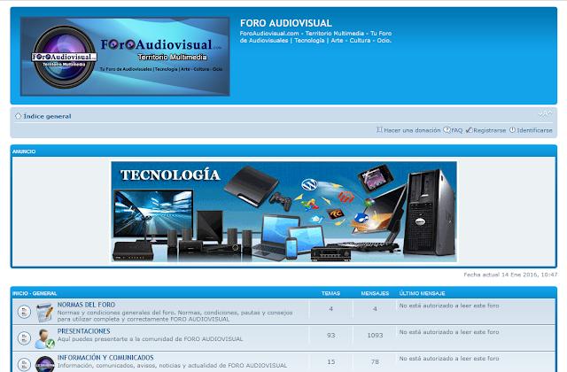 www.foroaudiovisual.com