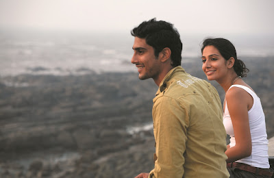 Prateik Babbar and Monica Dogra in Mumbai Diaries
