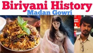Biriyani History | Tamil | Madan Gowri