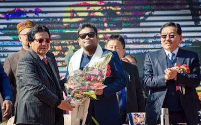 A R Rahman to be Sikkim's New Brand Ambassador