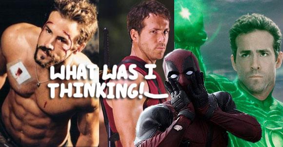 Ryan Reynolds filmy o superbohaterach