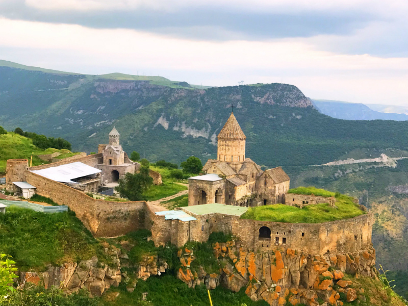 Plan your Trip to Tatev Monastery in Armenia