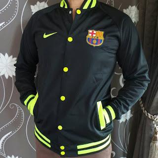desain terbaru foto photo kamera Gambar desain terbaru jaket baseball Barcelona warna hitam list hijau terbaru musim 2015/2016 di enkosa sport