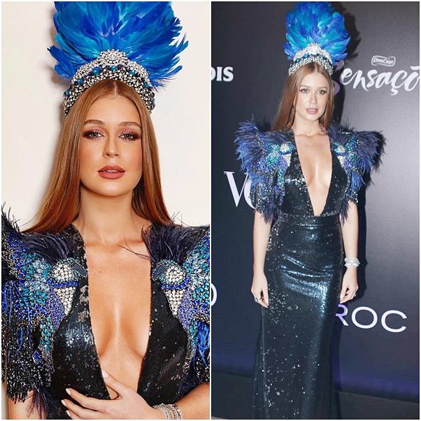Baile carnaval Vogue 2018 marina ruy barbosa