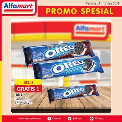 Promo Spesial Alfamart Edisi 1 April 2018 hingga 15 April 2018
