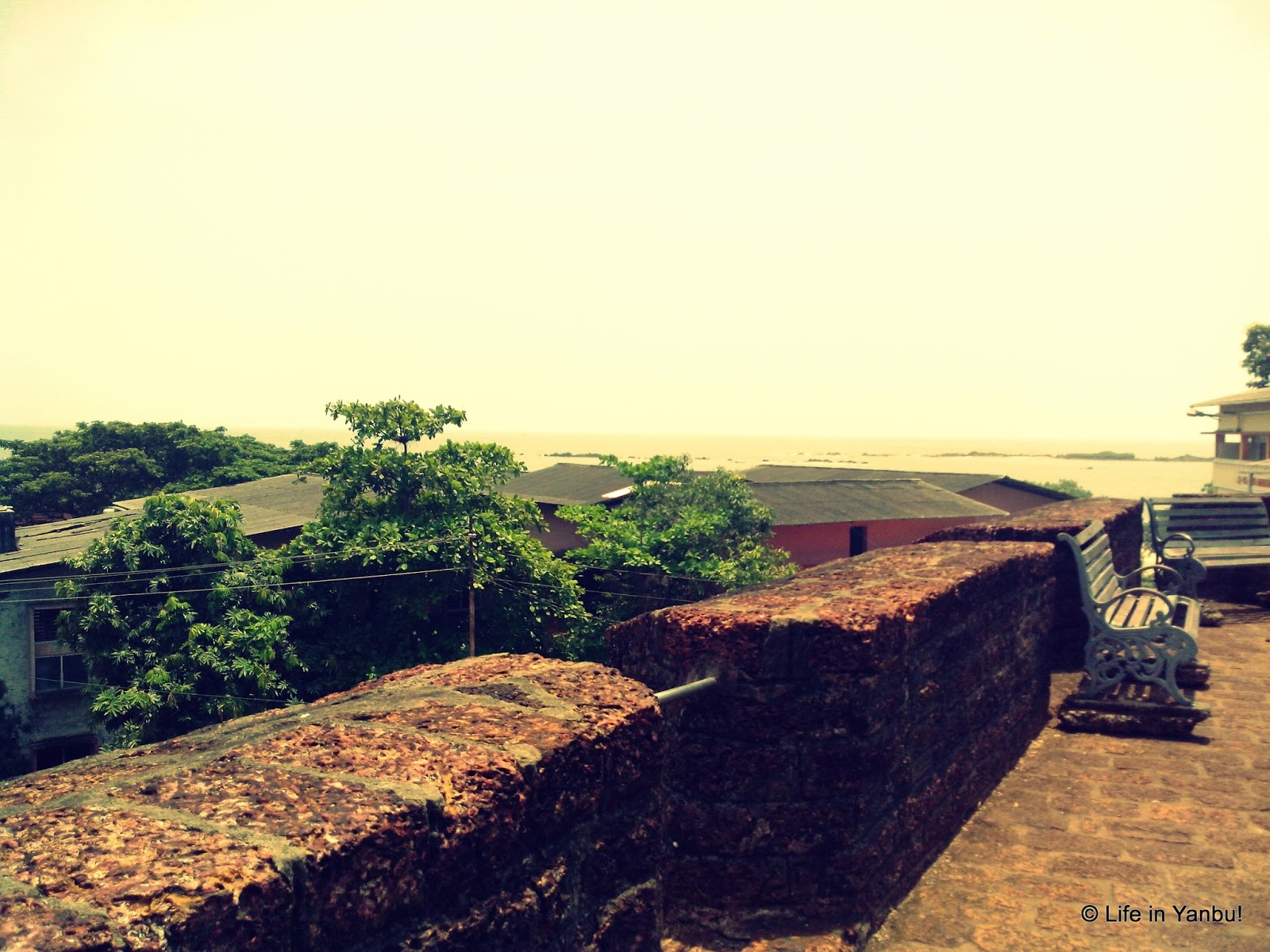 Tourist in My Own Land | Tellicherry Fort