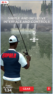 Rapala Fishing – Daily Catch v1.4.1 Hack Mod Apk Download