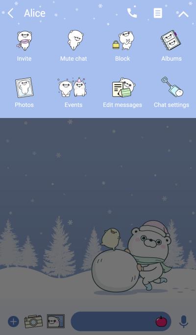 Bear 100% Winter
