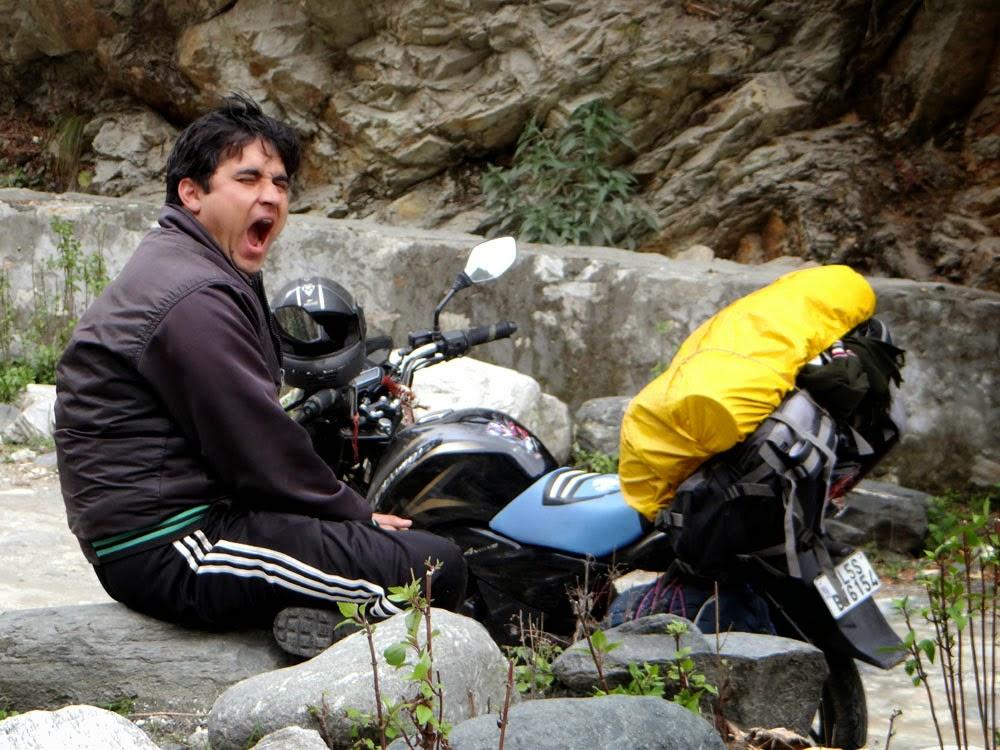 डोडीताल यात्रा- उत्तरकाशी से अगोडा
