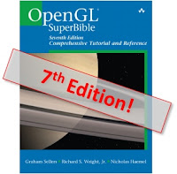 OpenGL Superbible 7th