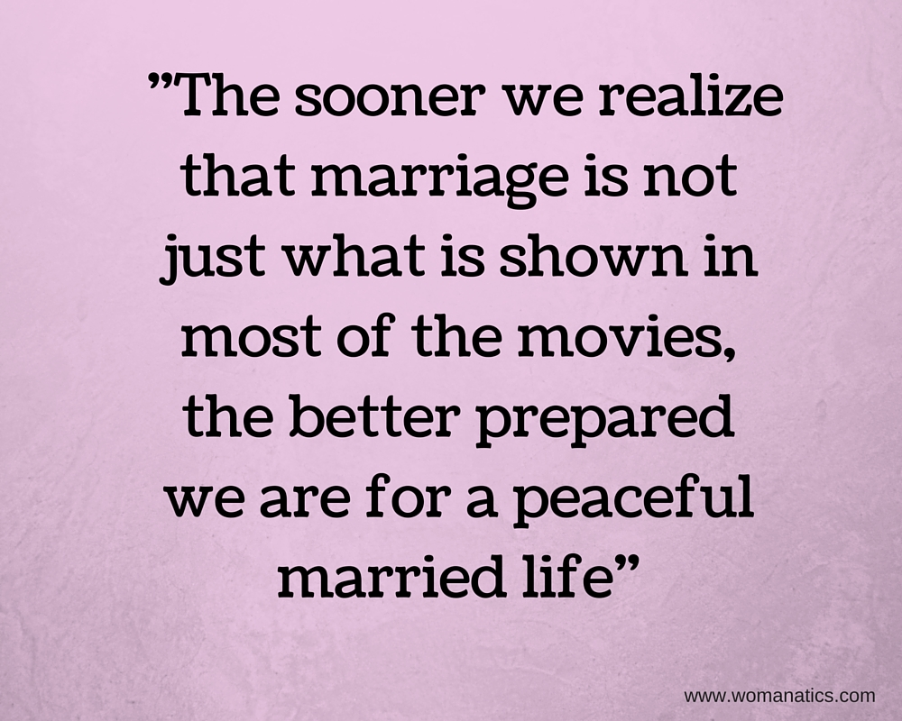 Marriage does not mean no freedom. It means re-arranging your priorities  and keeping family life on top. Marriages can be liberating.