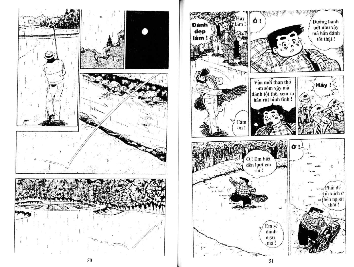 Ashita Tenki ni Naare chapter 9 trang 24