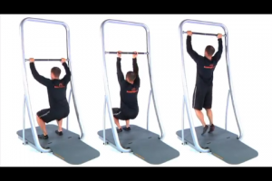 how to do 10 pullups and chinups home gym equipment