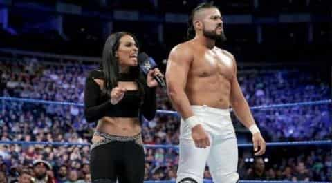 Zelina Vega gets married to former NXT Champion