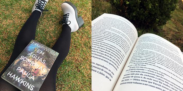 Resenha de Em Águas Sombrias, novo livro de Paula Hawkins, autora de A Garota no Trem