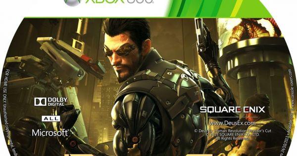 Deus Ex: Human Revolution Director's Cut inaugura a lista de games que podem ser rodados em múltiplos discos