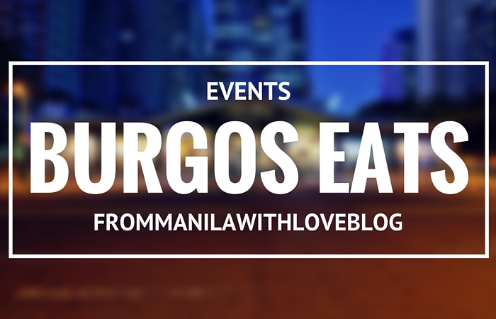 Burgos Eats BGC Taguig