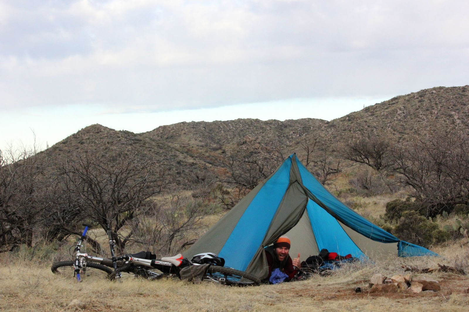 Chad S Bikepacking Diary A Quick Local Overnighter