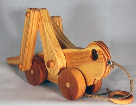 Toys That Move : A few of my favorite things wooden moving toys part two