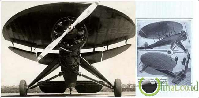 Nemeth Circle Aircraft, Roundwing (1934)