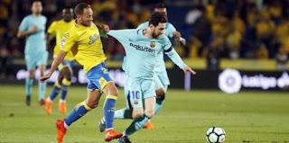 Las Palmas vs Barcelona 1-1 Highlights