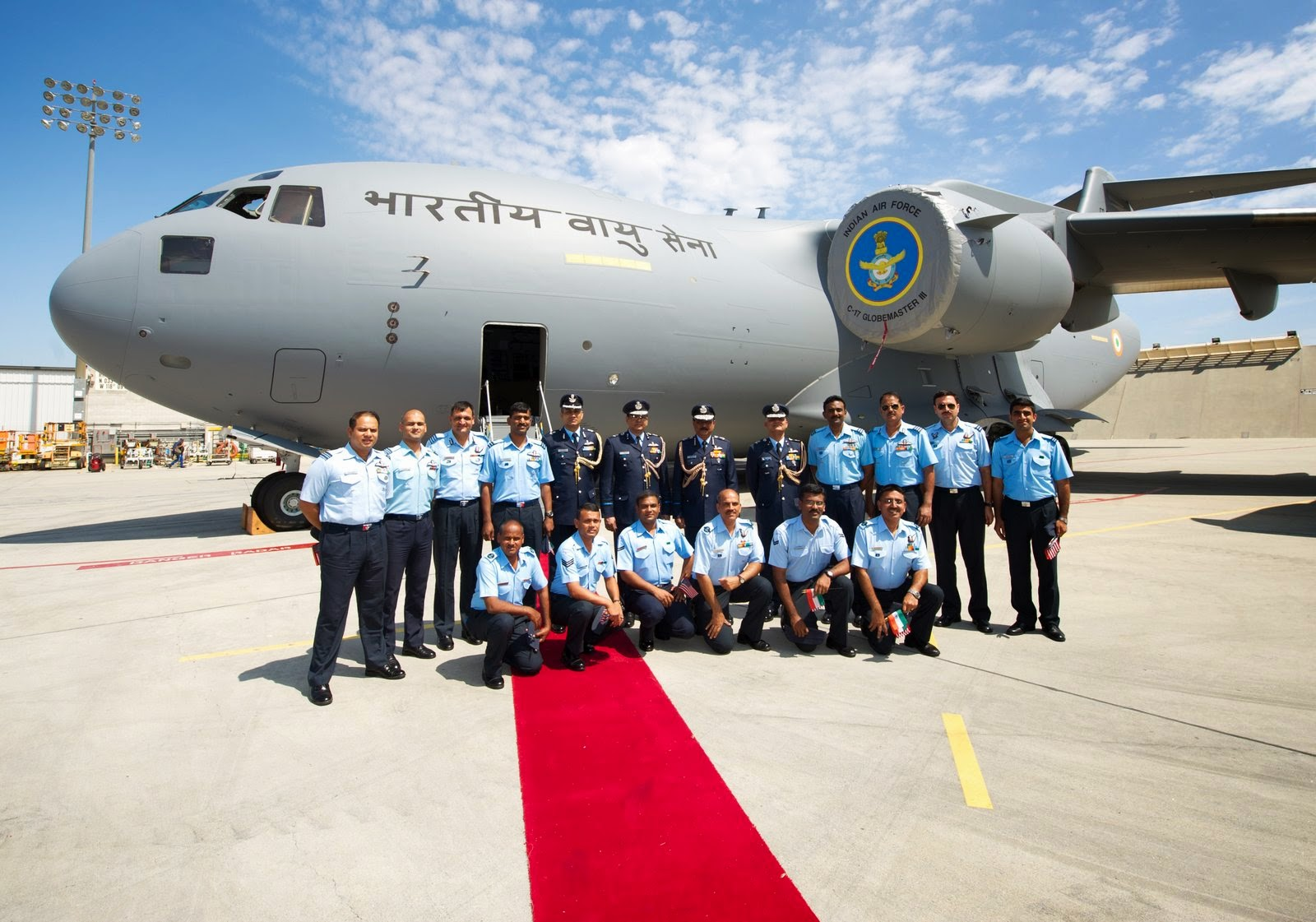 Welcome 'SKYLORDS'! Indian C-17s Get New Squadron Tomorrow - Livefist