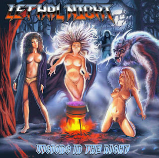 "Lethal Night - ""Visions in the Night"" (album)"