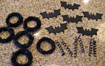 Bat Napkin Rings