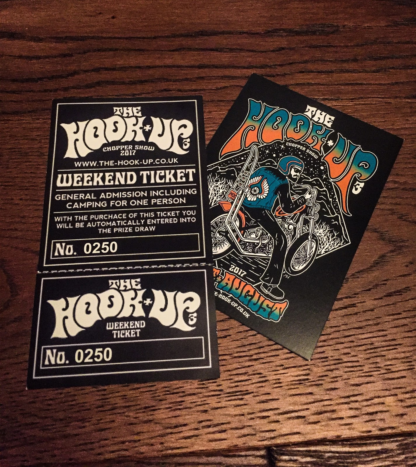 hook up tickets