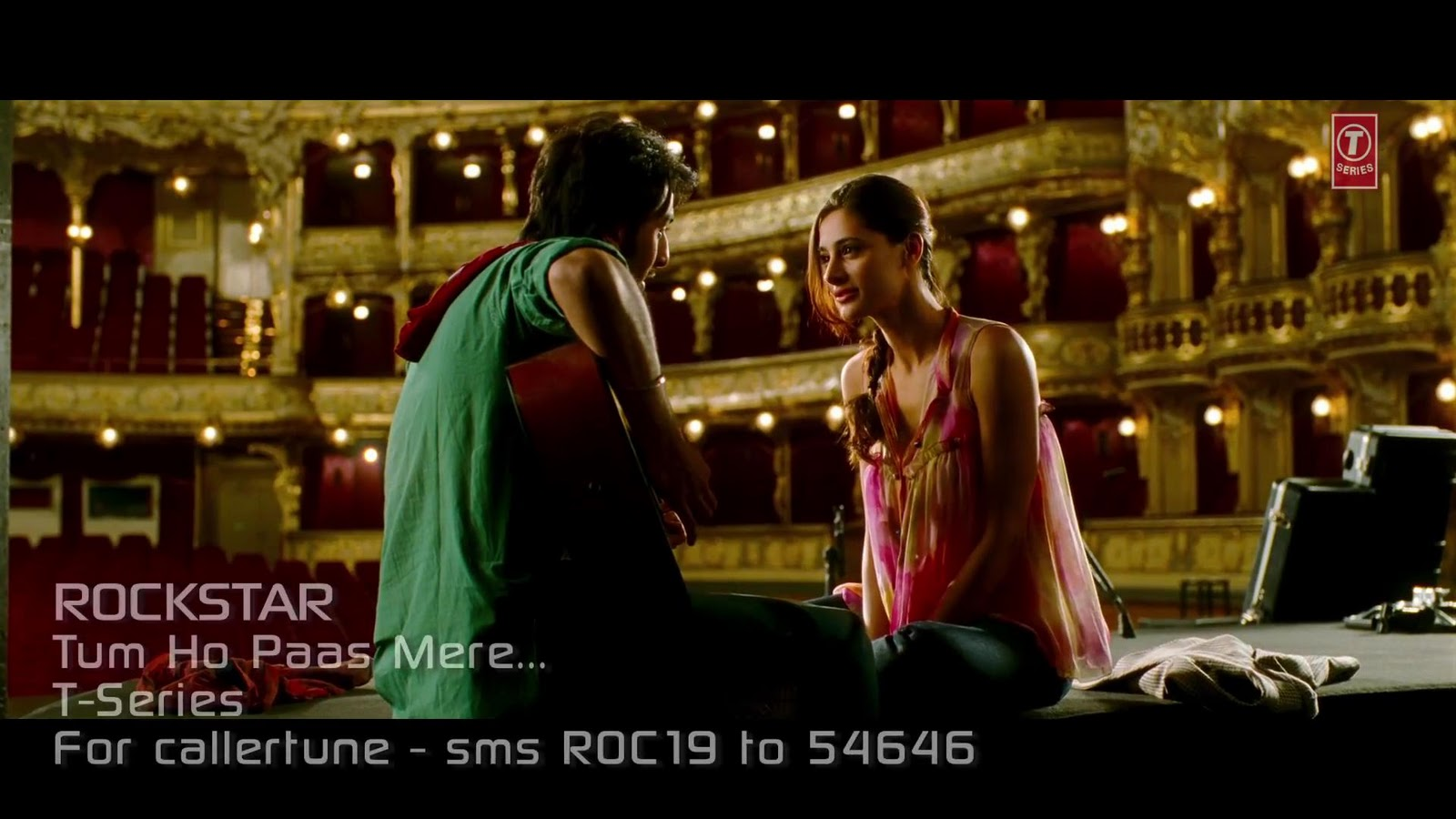 Bollywood World HD: Tum Ho Mere Paas - Rockstar - Ranbir