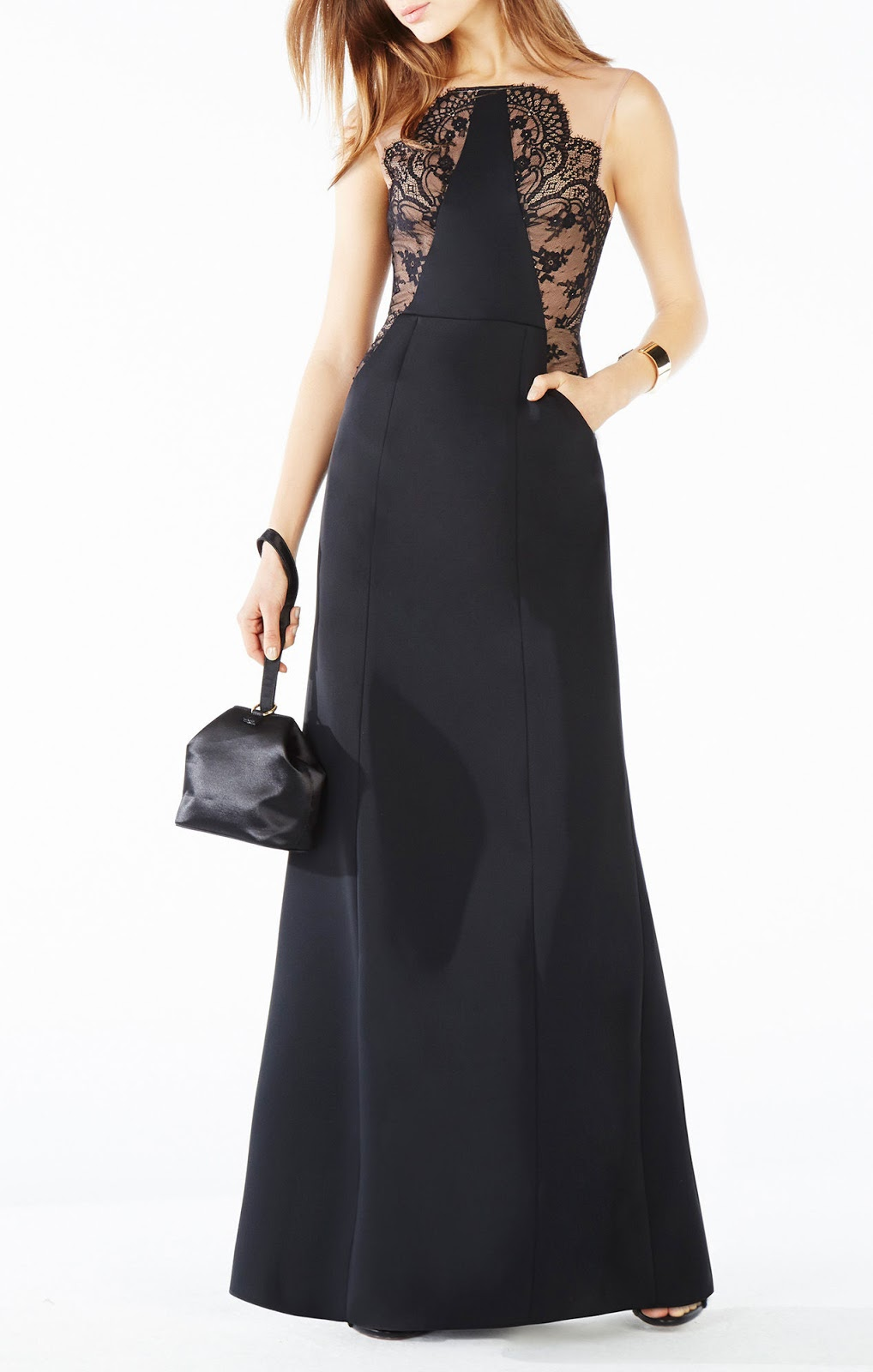 2016 Sexy Prom Gown 2016 Bcbg Stylish New Evening Party Gown