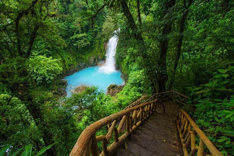 El Río Celeste | Costa Rica