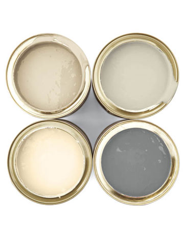 Farrow & Ball quiet color palette - on Hello Lovely Studio